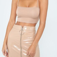 Buy Our Shifter Crop in Tan Online Today! - Tiger Mist