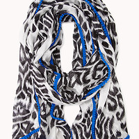Bold Abstract Scarf