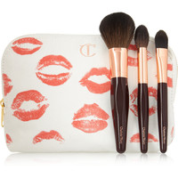 Charlotte Tilbury - Set of three complexion brushes