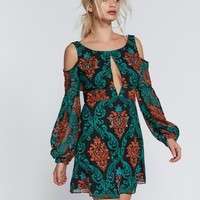 Free People Want To Want Me Mini Dress