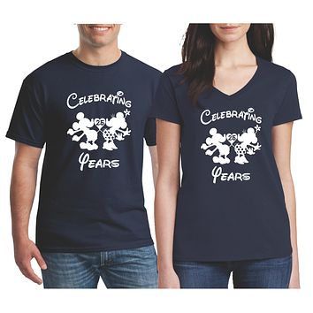 Magical Years Anniversary T Shirts - Our T Shirt Shack