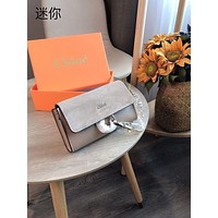 Chloe Newest Popular Women Leather Handbag Tote Crossbody Shoulder Bag Satchel-21