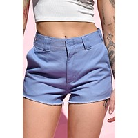 Chambray Work Shorts by Dickies Girl