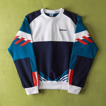 Autumn and Winter ADIDAS Sweater Hoodies for Women Men Gift