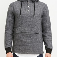 French Terry Pocket Hoodie