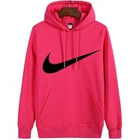 NIKE  Autumn and winter leisure sport sweater