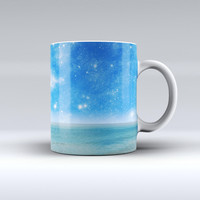 The Fantasy Fantasea ink-Fuzed Ceramic Coffee Mug