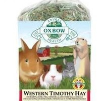 Oxbow Western Timothy Hay Small Pet Food 15oz