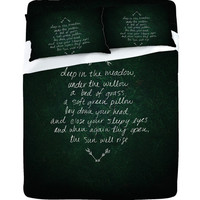 DENY Designs Home Accessories | Leah Flores Rues Lullaby Sheet Set