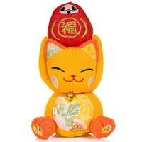 Ami Chan Lucky Cat Soft Toy: Really Cute & Unusual