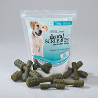 Dental Treats for Dogs | Dental Scrubbies Treats for Dogs