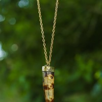 The Hills of Tusk-any Necklace-Natural