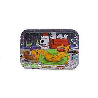 Original Art - Dunkees 'Cats and Dogs' Tray