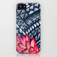 Teuila 2 iPhone & iPod Case by Lonica Photography & Poly Designs