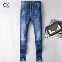 Boys & Men Calvin Klein Fashion Casual Pants Trousers Jeans