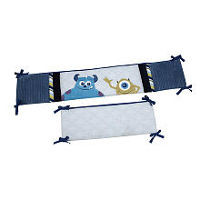 Disney Baby - Monsters, Inc. 4-Piece Crib Bumper