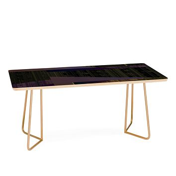 Triangle Footprint Lindiv6 Coffee Table