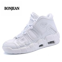 2018 Basketball Shoes for Men High Quality Sport Air Cushion Jordan Basket Hombre Athletic Shoes Comfortable Breathable Sneakers