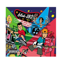 Blink-182 - The Mark, Tom and Travis Show (The Enema Strikes Back!) Vinyl LP Hot Topic Exclusive