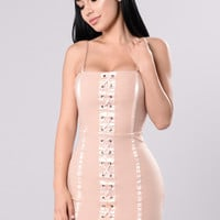 Daya Dress - Blush