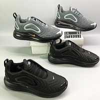 NIKE AIR MAX 720 new retro couple atmospheric cushion running shoes
