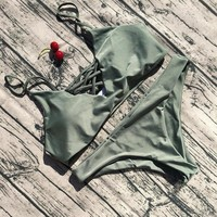 Beach New Arrival Swimsuit Summer Hot Stylish Bottom & Top Hot Sale Sexy Bikini [11767366799]