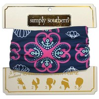 Anchors 5 in 1 Headband | Simply Southern