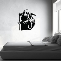 Death And All His Friends Banksy Wall Decal