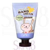 SOC Shea Butter Hand Cream – Lavender