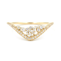 Cosmos Curved Cluster Ring