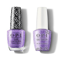 OPI - Gel & Lacquer Combo - Pile On The Sprinkles