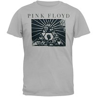 Pink Floyd - Triangle Collage Soft Youth T-Shirt