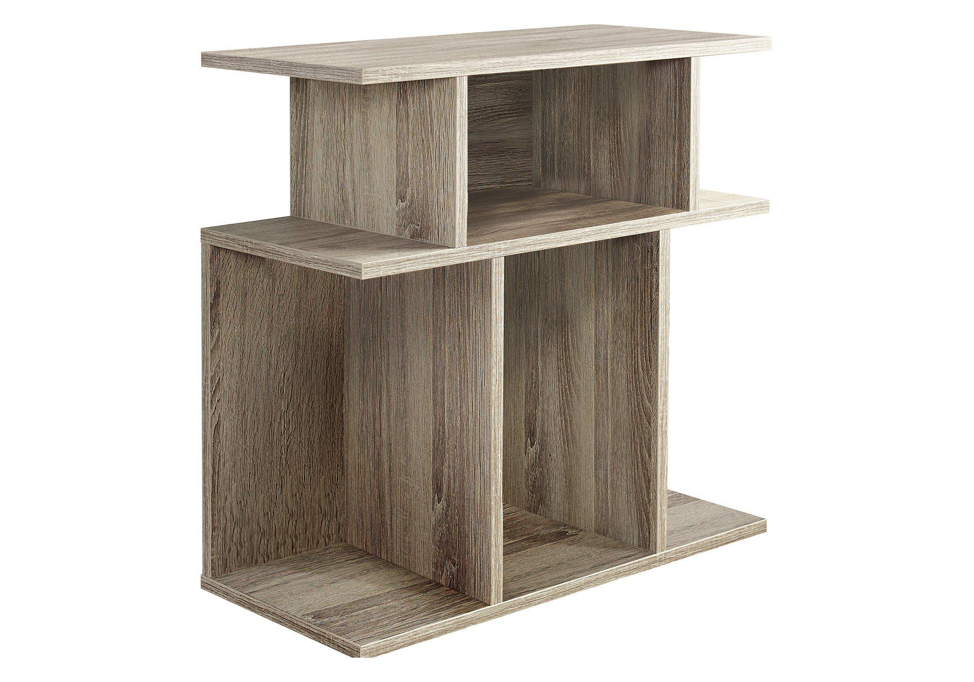 """Image of Accent Table - 24""""H / Dark Taupe"""