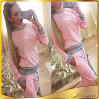 Women's Jogging Suit Set
