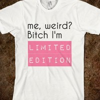 Limited edition - Humor has it