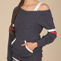 Sporty Maniac Eco Sweatshirt