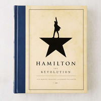 Hamilton: The Revolution By Lin-Manuel Miranda & Jeremy McCarter - Urban Outfitters