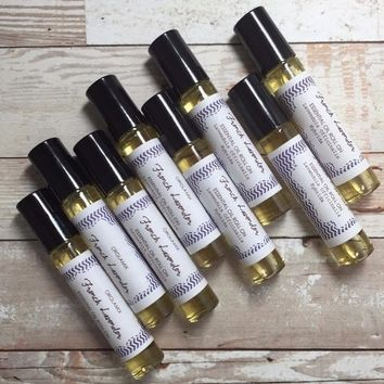 Essential Oil Roll On Subscription Box