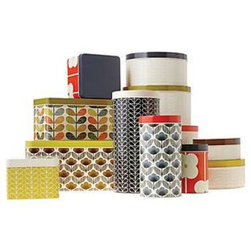 Orla Kiely Canisters | The Container Store