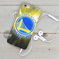 Golden State Warriors Lighting iPhone Case Cover Series