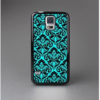 The Delicate Pattern Blank Skin-Sert Case for the Samsung Galaxy S5