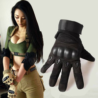 US Army Tactical Gloves Full finger Combat Gloves Motocycle Racing Slip-resistant