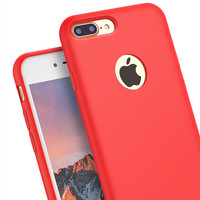 New Cute Gradient Case for iPhone 6 6s 4.7' 6 Plus 6s Plus 5.5' TPU Case Soft Dual Silicon Cover Fundas for iPhone 6 s TPU Gel