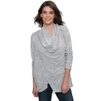 Oh Baby by Motherhood Before & After Nursing Cardigan - Maternity, Size: