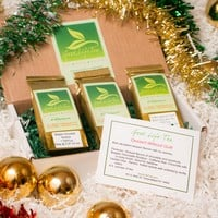 Dessert Without Guilt Holiday Tea Gift Set - On Sale