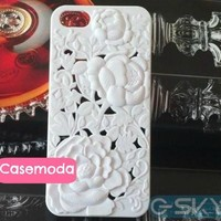 New Chic Relief Bloom iPhone 5 Hard Case Cover