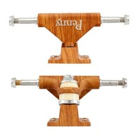 Penny Skateboards USA penny truck, 3 inch,four inch,woodgrain
