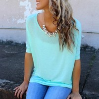 Ocean Breeze Tunic
