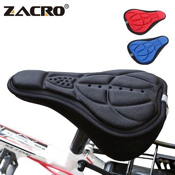 Bike Bicycle Seat Cover Saddle Replacement Net Seat Mat Saddle Cushion Cover New