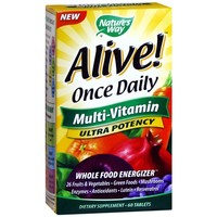 Nature's Way Alive! Once Daily Multivitamin, Tablets | Walgreens